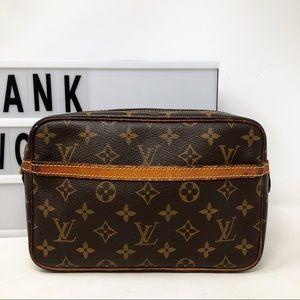 Louis Vuitton Compiegne 23 Monogram bag